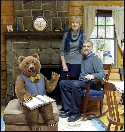 The Bright Bear Books Team